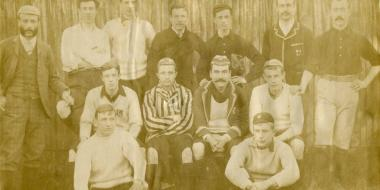 1891-92  Return to Holywell Meadow