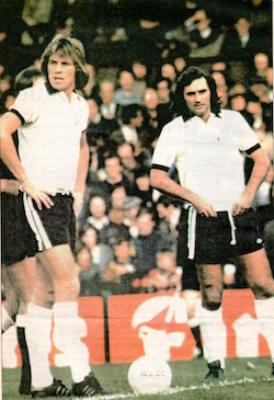 John Mitchell and George Best The Times 1 02 1995