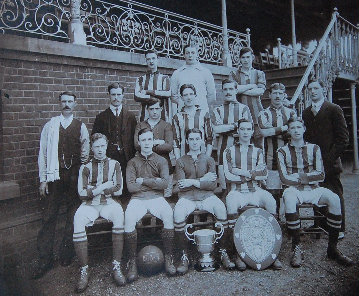 st albans city reserves 1913 14