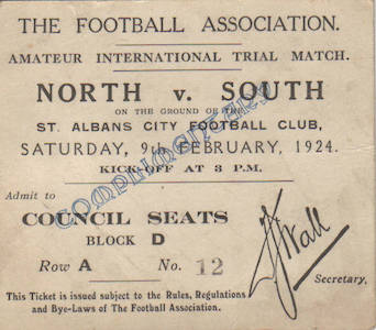 1924 North v South 9 2 1924small