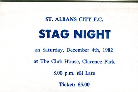 1982 83 Stag Night small