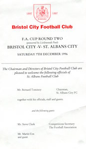 1996 97 Bristol City small