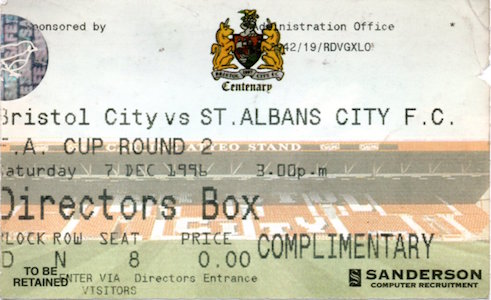1996 97 Bristol City v SAC FAC2 2 small