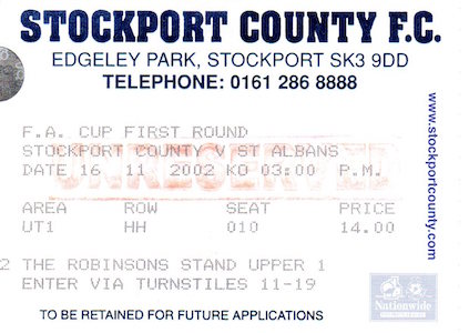 2002 03 Stockport County 1 small