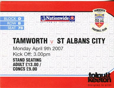 2006 07 Tamworth away small